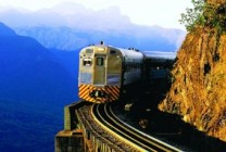Trem Serra do Mar - Curitiba PR